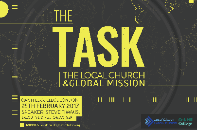 Local Church Global Mission 2017